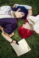 UtaPri -   TRUST MY DREAM by stormyprince