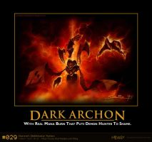 s029 Dark Archon Demon Hunter by thenonhacker