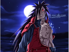 Madara - Power of Senju by iGeerr
