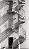 spiral stairs by lightcherry