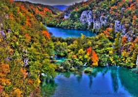 Plitvice Lakes 8 by Krishna333