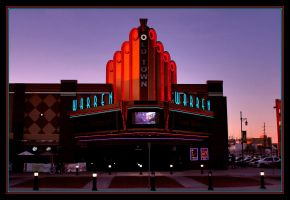 Warren Theater by factorone33
