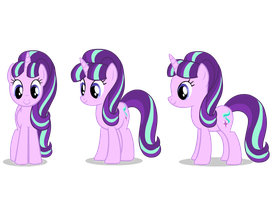 Starlight glimmer flash puppet by the-pegasus-katja