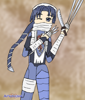 SSBA: Asakura as Sheik by Apkinesis