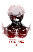 Metal Gear Rising: RAIDEN by artofJEPROX
