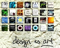 Design Is Art by angusfk