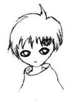 Baby Gaara by LunarButterfly