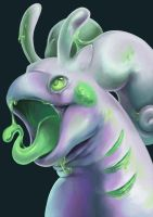 Goodra by Silverbirch