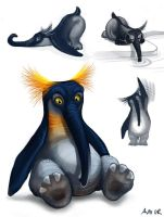 Elephenguin by ChateNoire