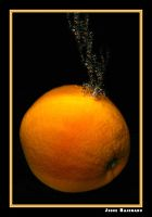 Orange Submarine by MysteriousTremendum