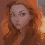 portrait (Gif) by sharandula