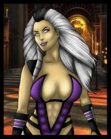 Sindel 2011 by ReapingDarkSide