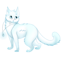 Froststar :AT: by TheKittypet