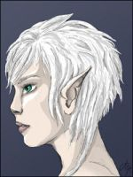 Cat elf by Luned
