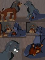 The lion king Naruto style pg1 by LonewolfshadowUchiha