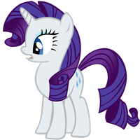 Rarity Vector - OMLP! What Is That? by Anxet