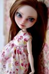 Rosalee - OOAK Custom Ever After High doll by Katalin89
