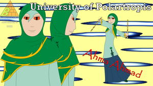 UofP 2nd Year Redesign - Ahma Ahmad by BattlePyramid