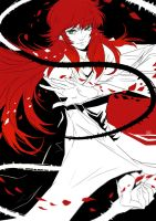 Kurama by thestarofpisces
