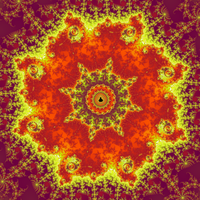 Mandelbrot Zoom 22 by esintu