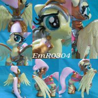 SOLD: Fluttershy Detail by EmR0304