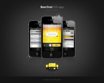 BeerStat iOS app by kac2or