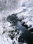 Frozen River by grabachick