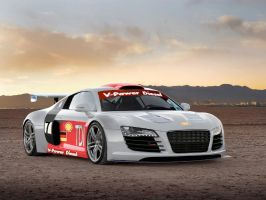 Audi r8 LM by carsrus