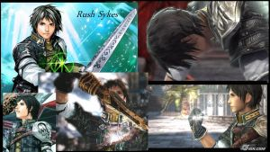 Rush Wallpaper by Heart-of-Dissidia
