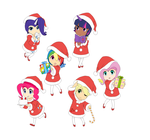 A Very MLP Christmas by Mattmankoga
