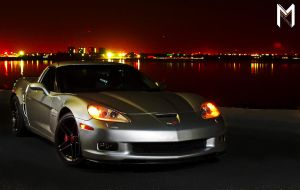 Z06 at Night by GTMQ8