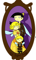 Royal Family Picture by MissBluebee