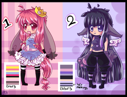 .:adoptables:.-All sold- by thechibicatz67