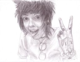 Christofer Drew Ingle. by xRAMENPandAx