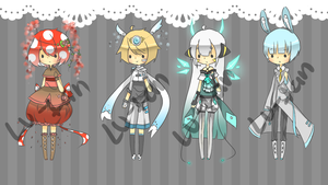 [CLOSED] random adopts 7.20.13 by Lu-tan