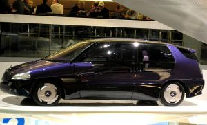 1991 Mercedes F100 Research by toyonda