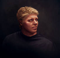 Dexter Holland by bendiwise