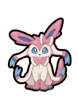 Sylveon by IamSare