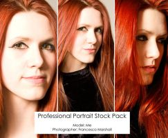 ProfessionalPortrait StockPack by GillianStock