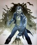 Joker - Wizard World Chicago 2012 by MahmudAsrar