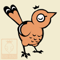 -- by bird--king