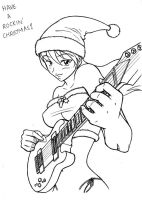 have a rockin' christmas by bake
