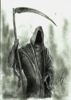 The last call  -  Grim Reaper by RogerMV