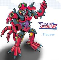 Transformers Slapper by ninjha
