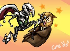 Revenge of the SD Grievous by cme
