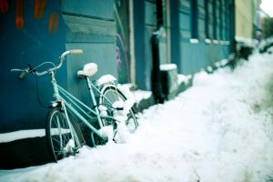 Snowcycle by cainadamsson