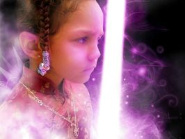 My Daughter the Padawan by Gryz