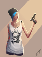 Chloe Price by Scrappex