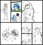 vocaloid sketh+oc's drawings by F10R3LL4