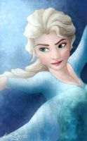 The Snow Queen by Lydia-Burns